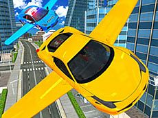 Flying Car Simulator 3D 2020