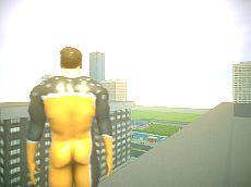 Super Strong Hero