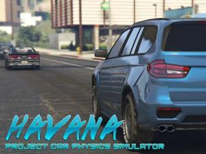 Project Car Physics Simulator: Havana