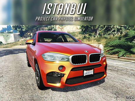 Istanbul - Project Car Physics Simulator