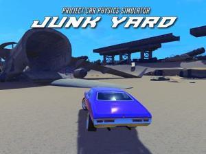 European Junk Yard Project Crazy Car Stunts