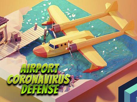 Airport Coronavirus Defense
