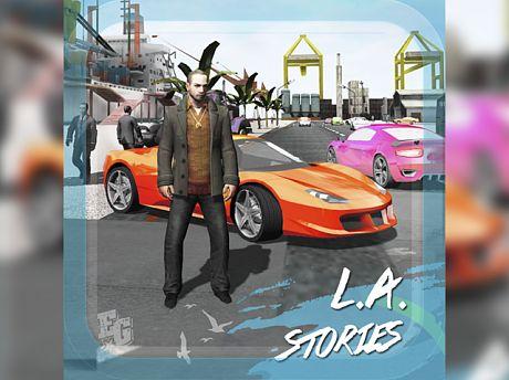 L.A. Crime Stories Mad City Crime
