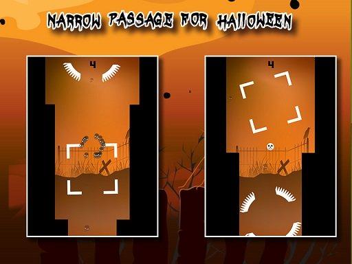Narrow Passage For Halloween