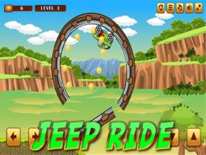 Jeep Ride