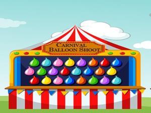Carnival Balloon Shoot