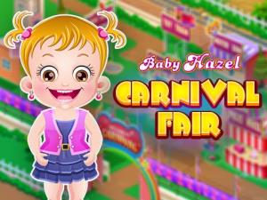 Baby Hazel Carnival Fair